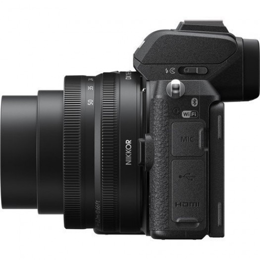 Nikon Z50 16-50mm Youtuber Vlogger Kit (Hediyeli)