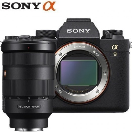 Sony A9 II 24-70mm 2.8 GM Lens Kit