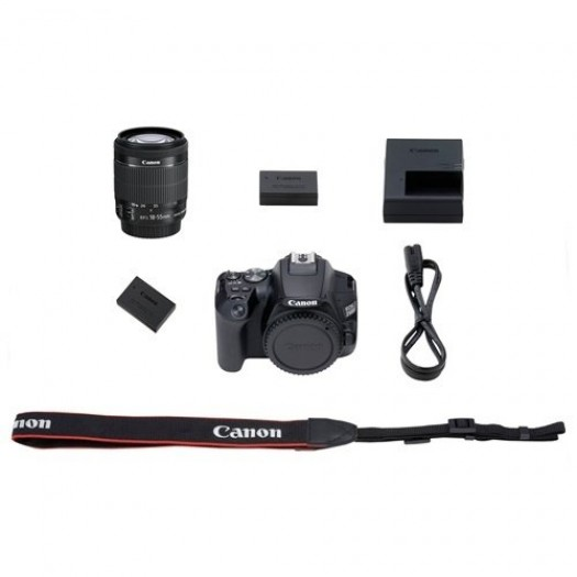 Canon EOS 250D 18-55mm IS STM + 50mm STM Kit