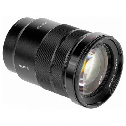 Sony A6600 18-105mm Lens Kit