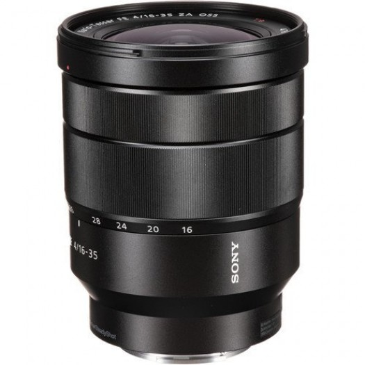 Sony A7 III 16-35mm f/4 Lens Kit