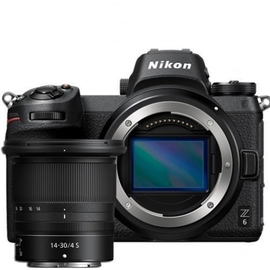 Nikon Z6 + Z 14-30mm f/4 S Kit + FTZ Adapter