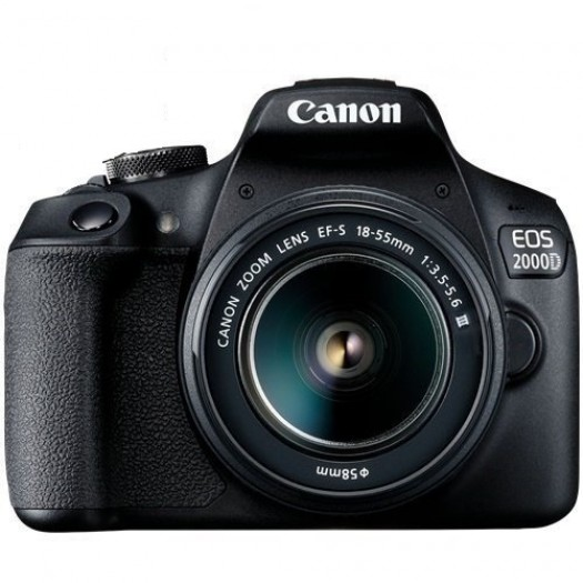 Canon EOS 2000D 18-55mm DC III