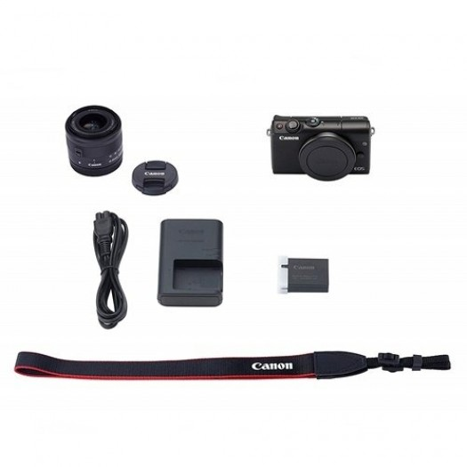Canon EOS M100 15-45mm IS STM Kit
