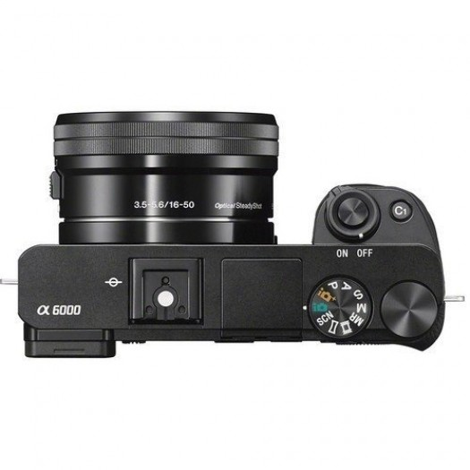 Sony A6000 16-50mm + 55-210mm Lens Kit