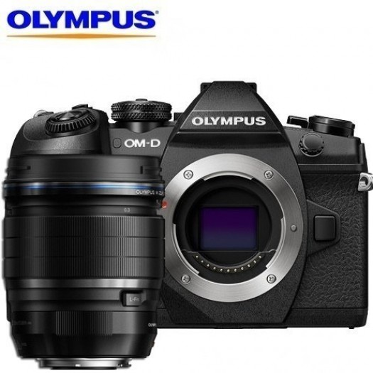 Olympus OM-D E-M1 Mark II + 25mm f/1.2 PRO Kit