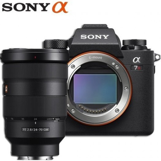 Sony A7R III 24-70mm f/2.8 GM Lens Kit