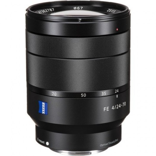 Sony A7 III 24-70mm f/4 Lens Kit