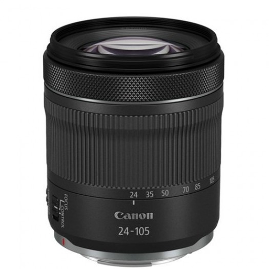 Canon EOS R 24-105mm f/4-7.1 Lens Kit