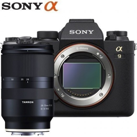 Sony A9 II Tamron 28-75mm Lens Kit