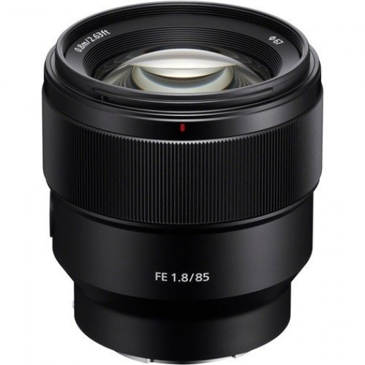 Sony A7 III 85mm f/1.8 Lens Kit