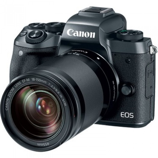 Canon EOS M5 + 18-150mm IS STM Kit
