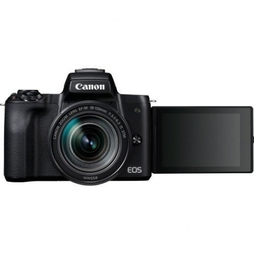Canon EOS M50 18-150mm + 22mm STM Kit