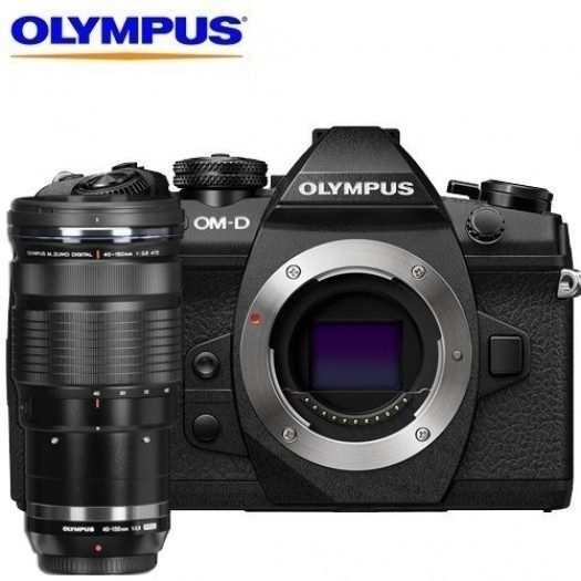 Olympus OM-D E-M1 Mark II + 40-150mm f/2.8 PRO Kit