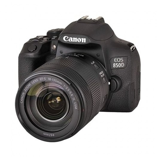 Canon EOS 850D 18-135mm IS USM Lens Kit