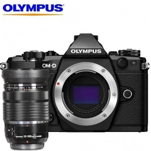 Olympus OM-D E-M5 Mark II + 12-100mm Kit