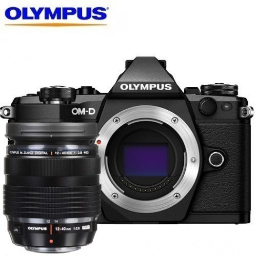 Olympus OM-D E-M5 Mark II 12-40mm PRO Kit