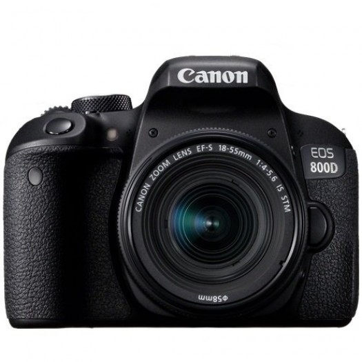 Canon EOS 800D 18-55mm IS STM Kit
