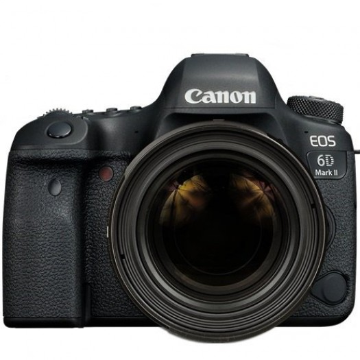 Canon EOS 6D Mark II 24-70mm f/4L IS USM Lens