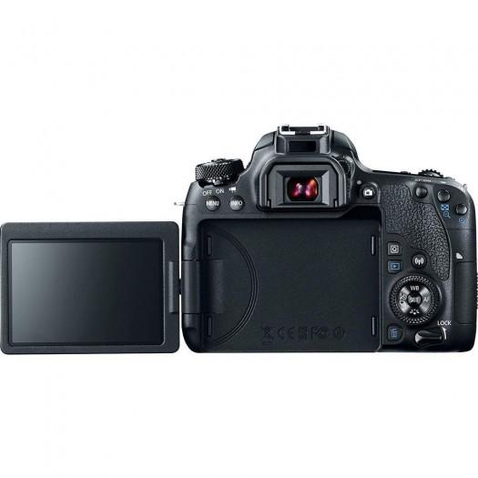 Canon EOS 77D 18-55mm IS STM kit