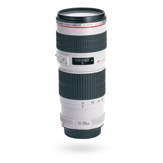 Canon EF 70-200mm f/4L IS USM Objektif