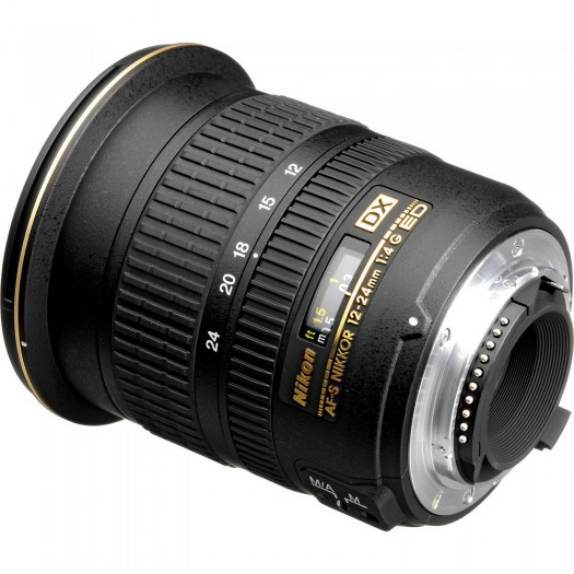 Nikon AF-S 12-24mm f/4G IF ED DX Lens