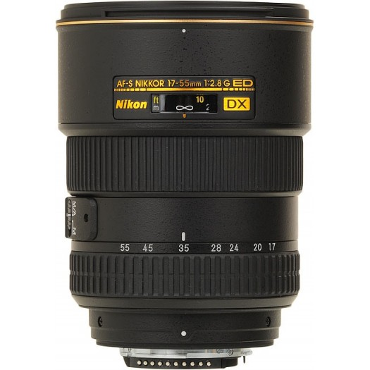 Nikon AF-S 17-55mm f/2.8G IF ED DX Lens