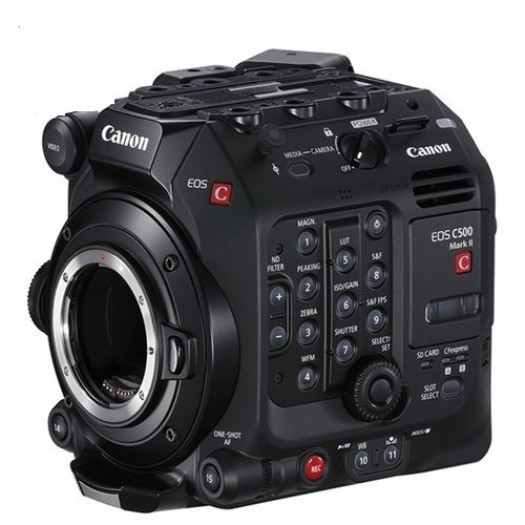 Canon EOS C500 Mark II Profesyonel Video Kamera (Body)