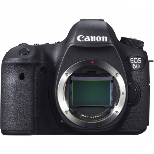 Canon Eos 6D + 24-105 IS USM
