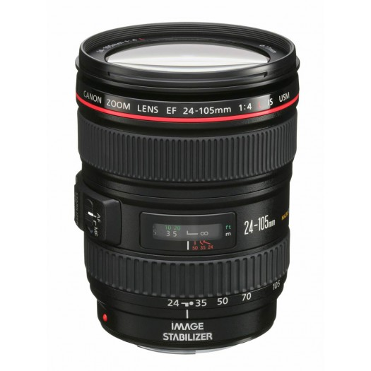 Canon Eos 6D + 75-300mm F4-5.6 + 24-105mm F1.4 L IS USM Lens