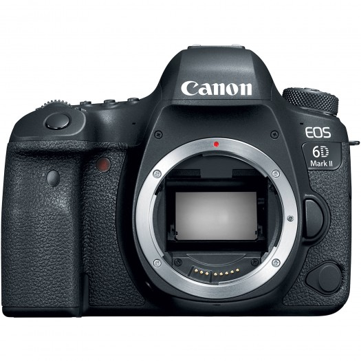 Canon Eos 6D Mark II + 24-70mm F2.8 Lens