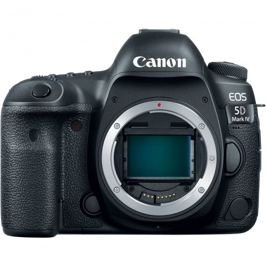 Canon Eos 5D Mark IV + 24-105mm F1.4 L IS USM Lens