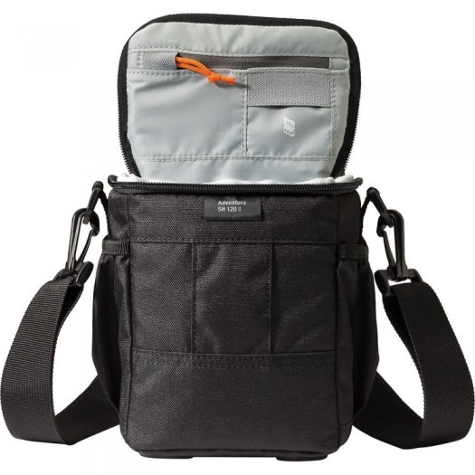 Lowepro Adventura SH 120 II (Siyah)