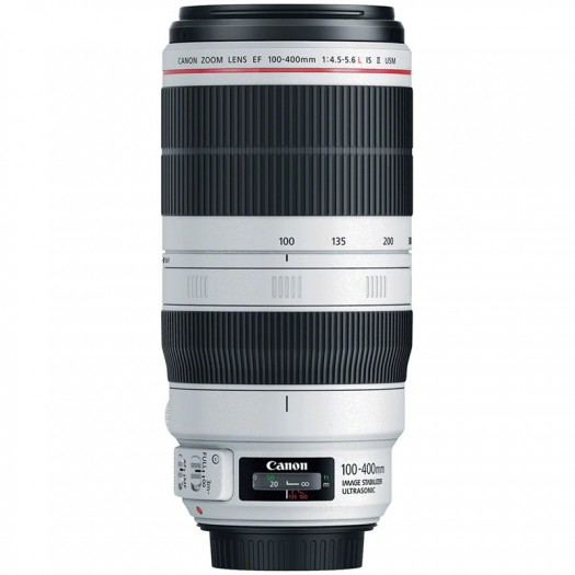 Canon 100-400mm f/4.5-5.6L IS II USM Lens