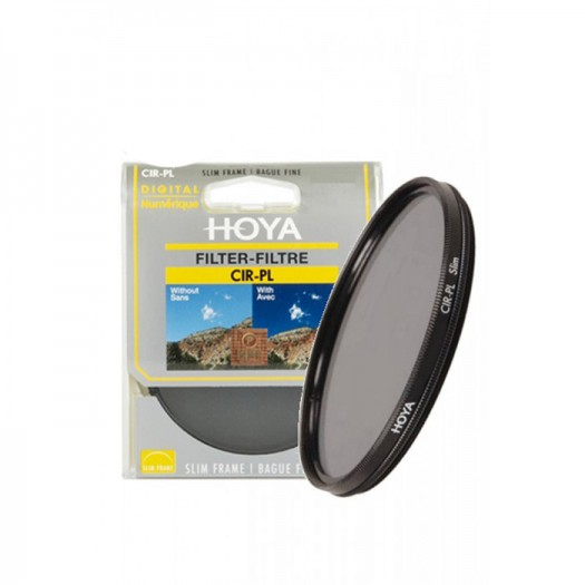 Hoya Slim Circular Polarize 43mm