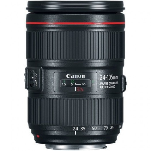 Canon 24-105mm F4L IS USM II