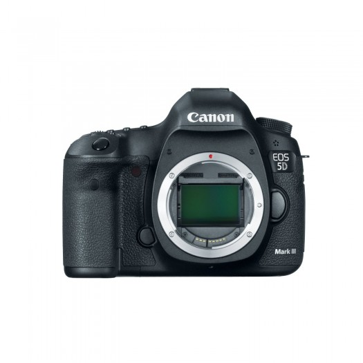 Canon EOS 5D Mark III + 24-105 F4 L IS USM + Battery Grip