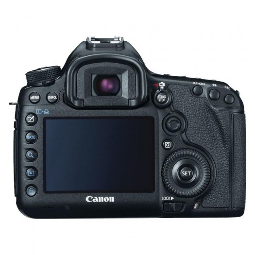 Canon EOS 5D Mark III Body DSLR Fotoğraf Makinesi