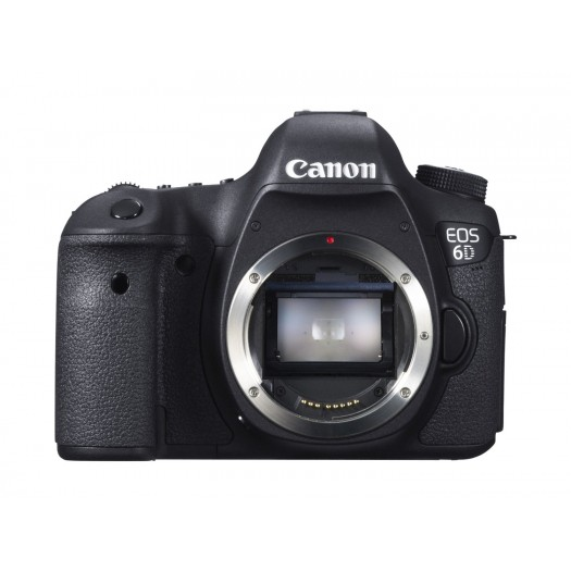 Canon EOS 6D Body + TTL Flash