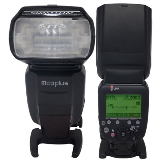MCOPLUS MT600 HSS TEPE FLAŞ WIRELESS